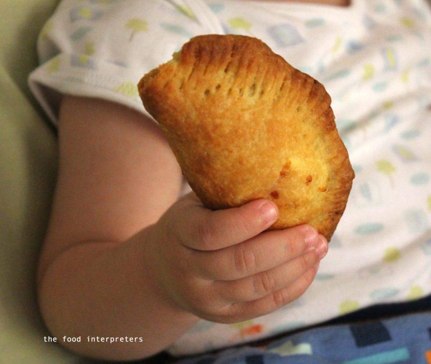 mini kourou cheese pie