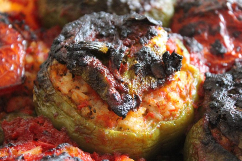 greek stuffed vegetables