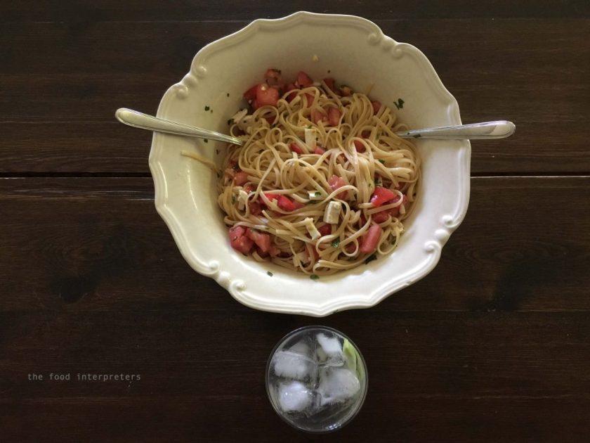 Summertime Spaghetti